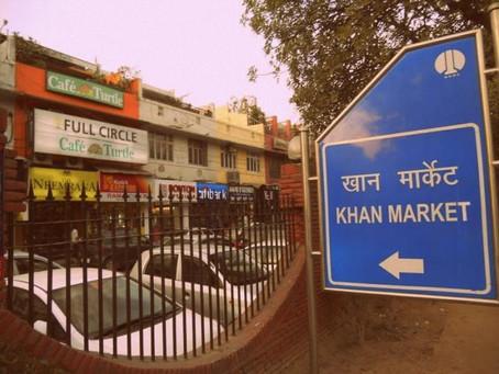Khan Market: Very Khaas Market