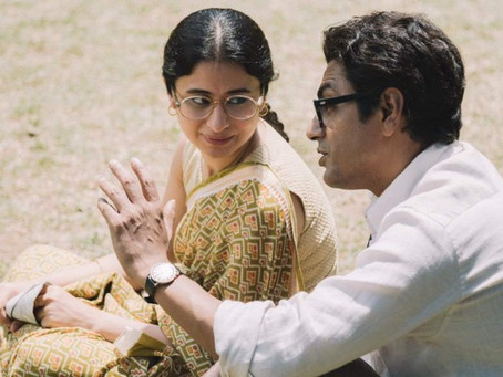 """""""A Forceful Decision"""": Manto"""