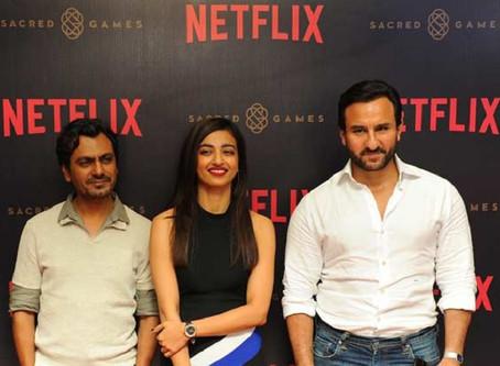 Indian Original Series coming on Netflix