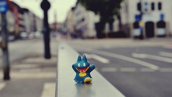 Pokemon, City, Modern, Urban, Pokemon Go