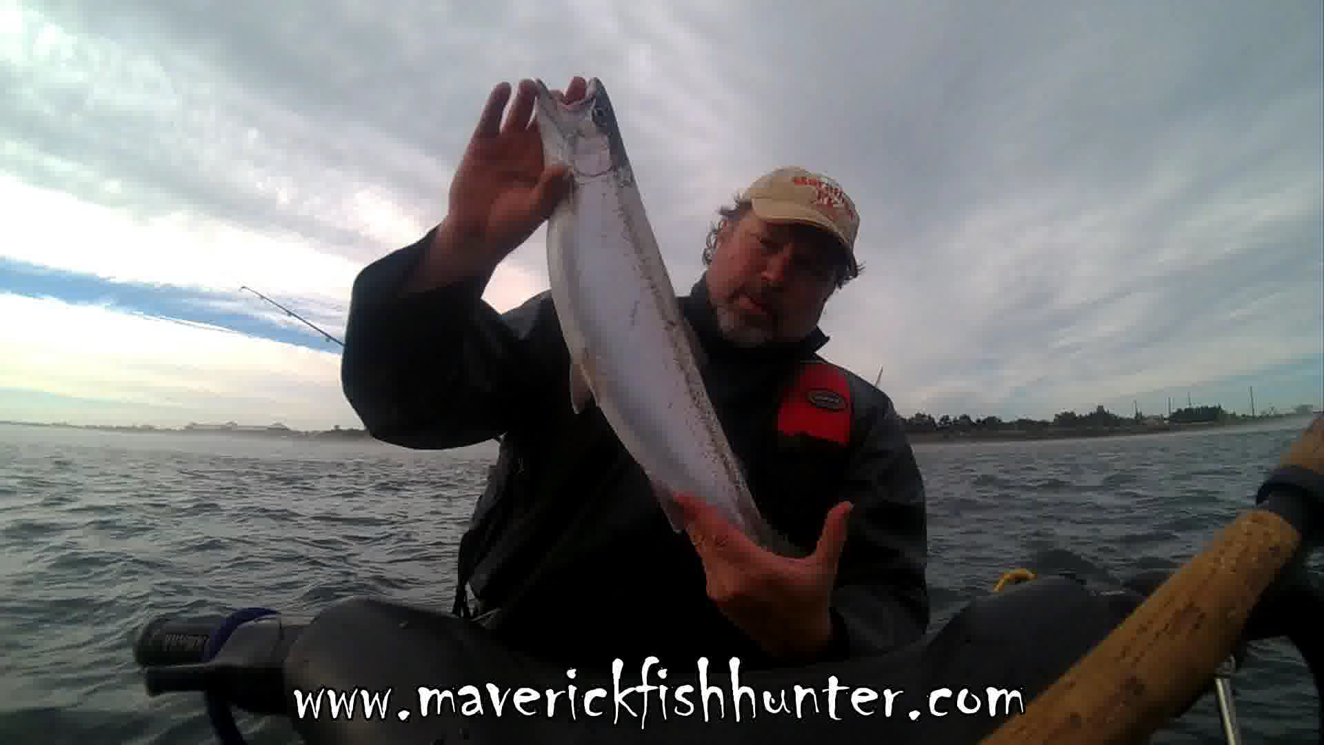 PWC fishing steelhead trout