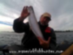 PWC Fishing Jet Ski Fishing