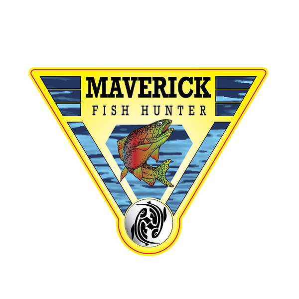 Maverick Fish Hunter PWC fishing