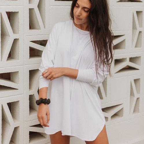 BALZAN BASIC SHIRT DRESS