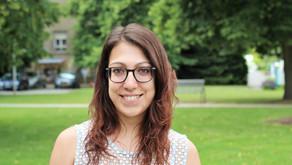 Sara Mota, unsere Gleichstellungsbeauftragte