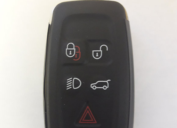 LAND ROVER DISCOVERY REMOTE 5 BUTTON SMART KEY FOB 433Mhz 2009-2012