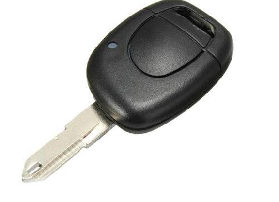 Renault Clio & Kangoo 1 button key fob (2000-2006) PCF7946 ID46