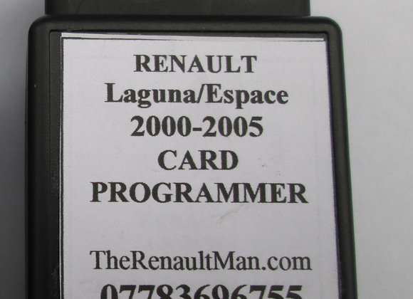 Renault Laguna-Espace 2000-2005 Self Key Programming Device