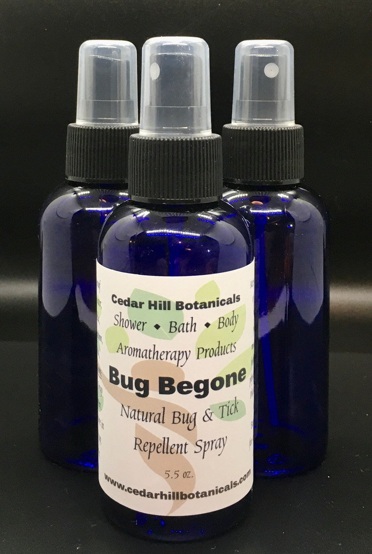 Bug Begone Natural Bug & Tick Repellent