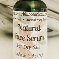 Natural Face Serum