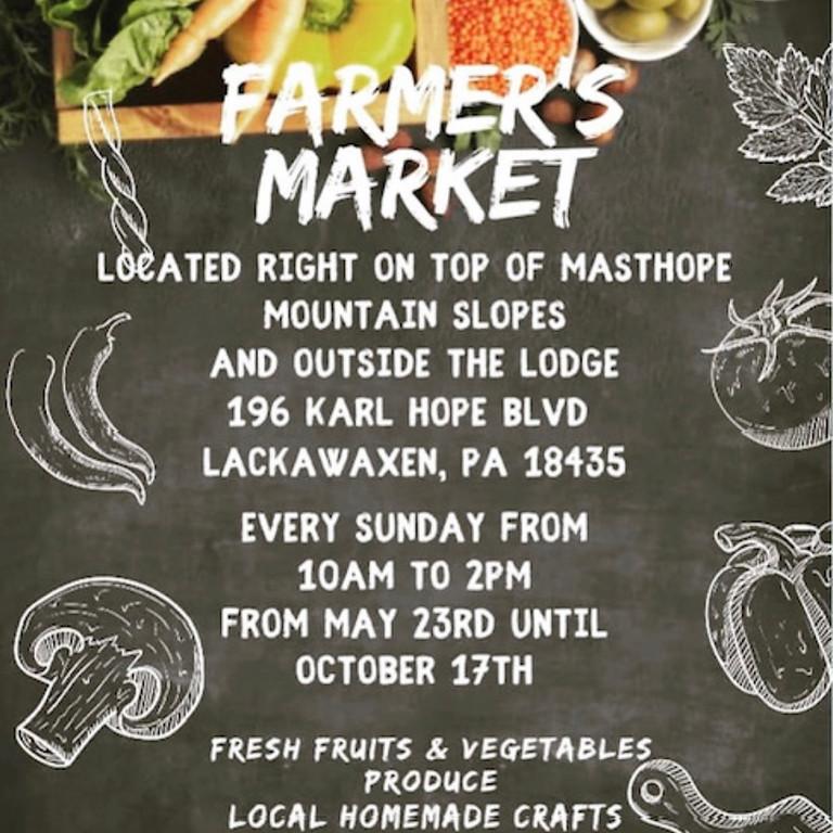 Masthope Mountain Community Farmers Market