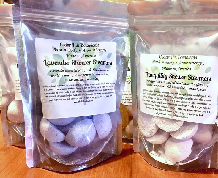 Aromatherapy Shower Steamer 12 Packs