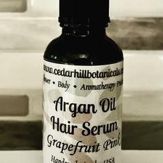 Pure Argan Hair Serum