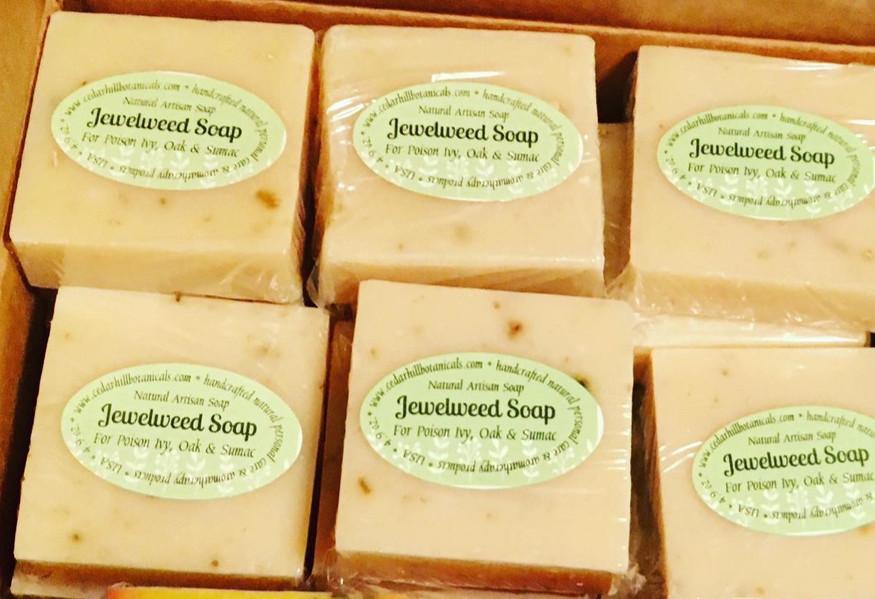 Jewelweed Premium USA Handmade Soap