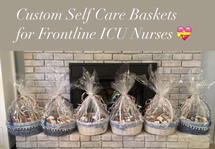 Custom Self Care Baskets