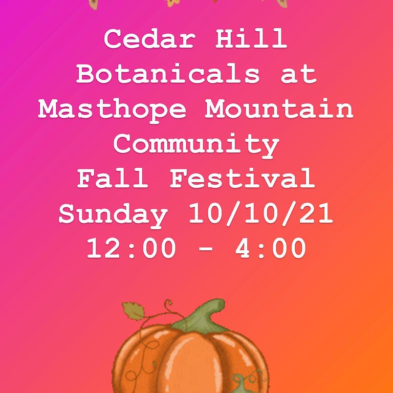 Masthope Mountain Community Fall Festival