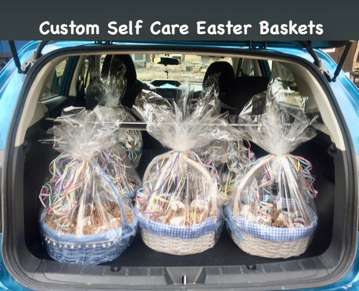 Custom Self Care Baskets - Free Local Deliveries