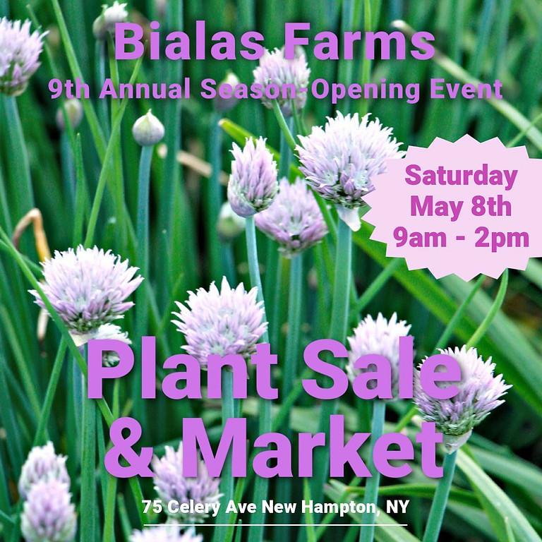 Bialas Farms 9th Annual Season Opening Event