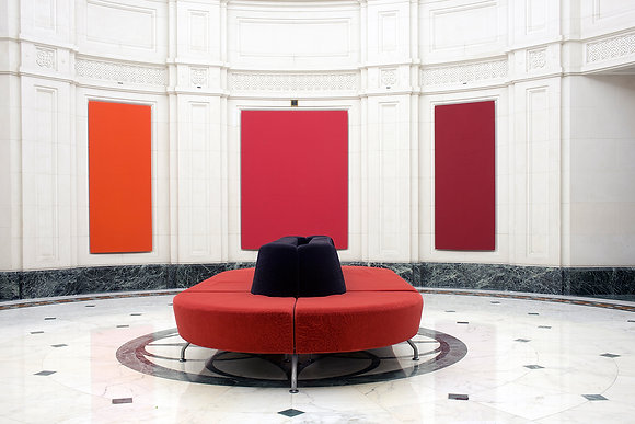 Lobby, Advertising Agency from The Politics of the Office series