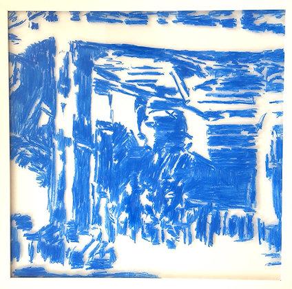 Delft Blue 203 #4