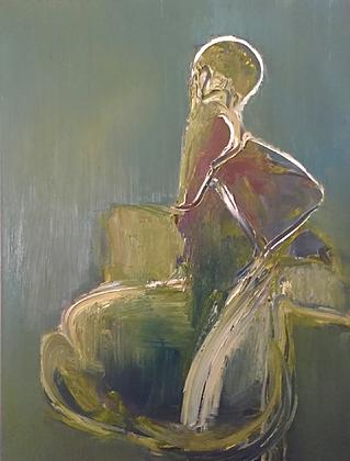 Sitting Body II