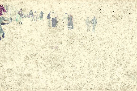 Horizontes brancos #01 (série A Casa)