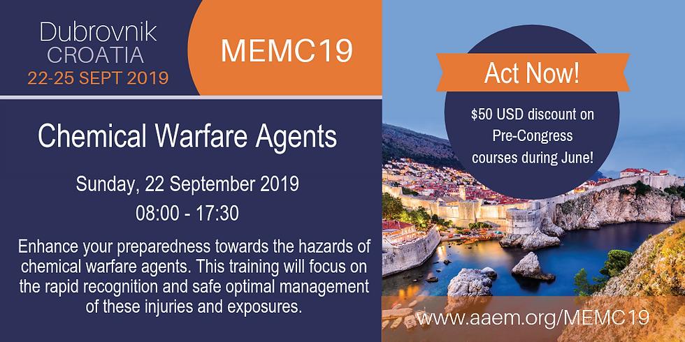 Mediterranean Emergency Medicine Congress MEMC 2019 in Dubrovnik, Croatia