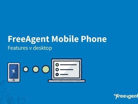 FreeAgent Mobile App