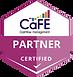 CaFE certified partner