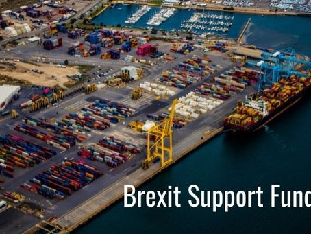 Brexit Support Grants available now