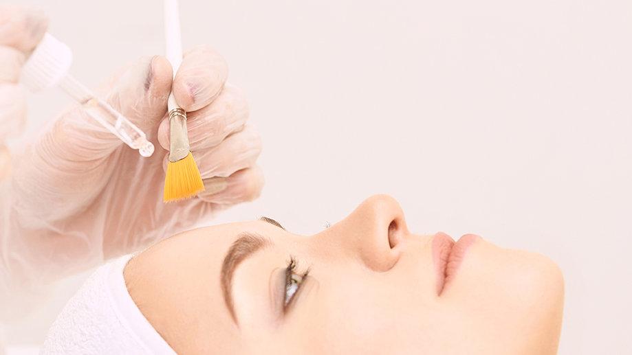 VTCT L4 Certificate Skin Peeling