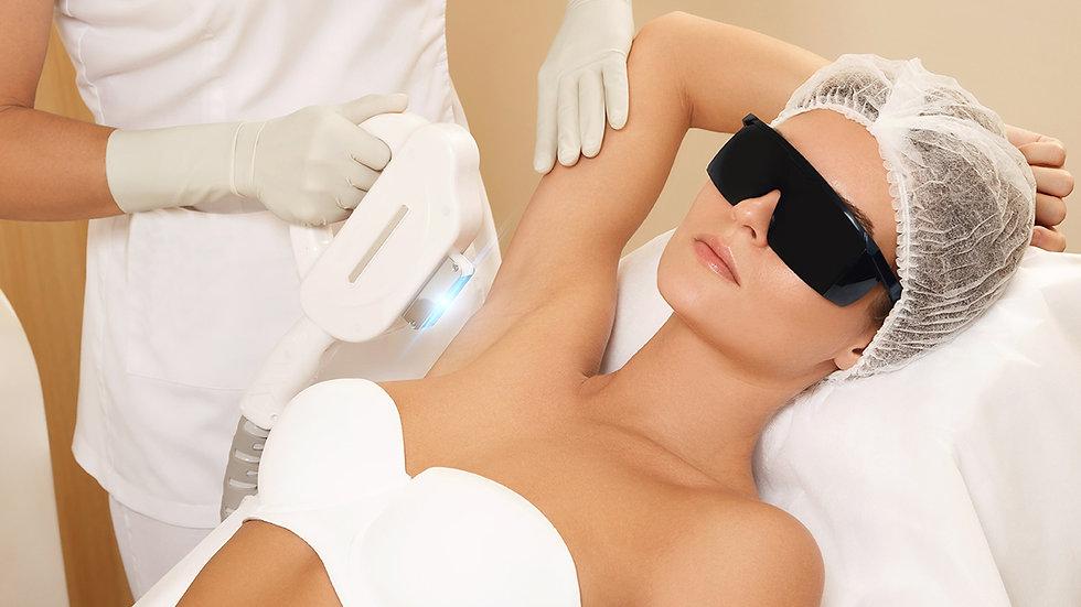 VTCT level 4 award in laser light for Hair Reduction
