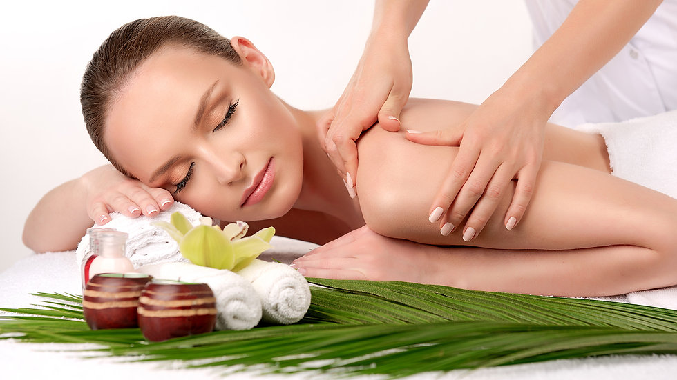 VTCT L3 Certificate Massage Pre-Blended Oils
