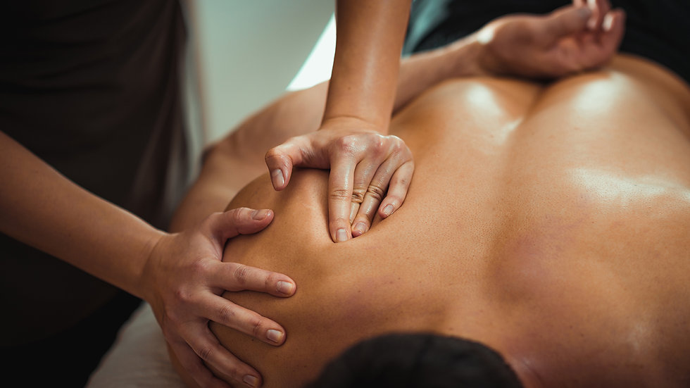 VTCT L4 Diploma Massage for Complimentary Therapists