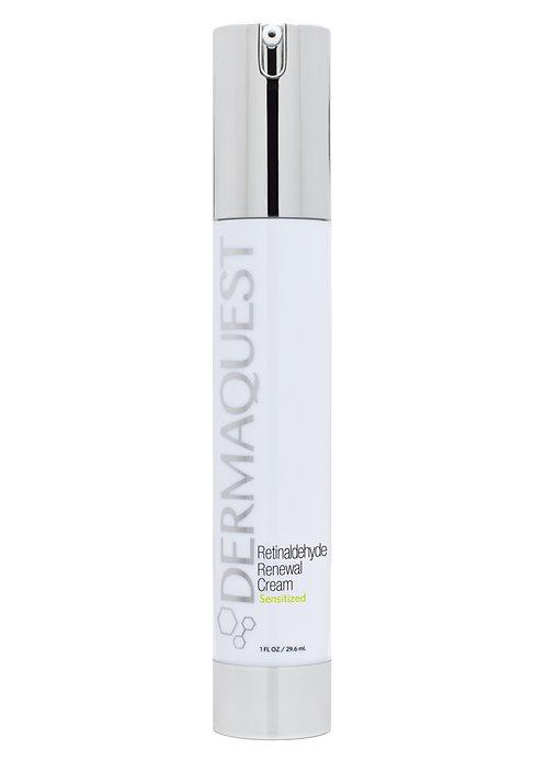 Retinaldehyde Renewal Cream - 1oz