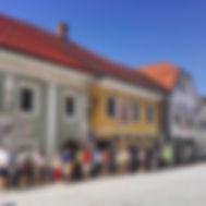 [Road trip] Flâner dans la vieille ville