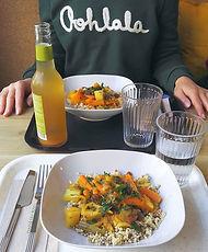 [Food] • Oh la la• _Un nouveau resto vég