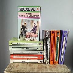 [Book] • La saga de Zola • _Hier soir je