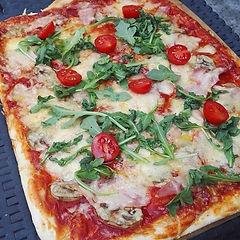 [Food] Ce soir, c'est pizza maison 👌 🍕