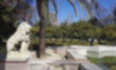 Parque Santa Maria Séville