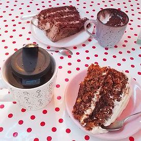 [Food] • Goûter time •__Le carrot cake d