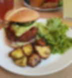 [Food] Le burger végé de _laclairierelil
