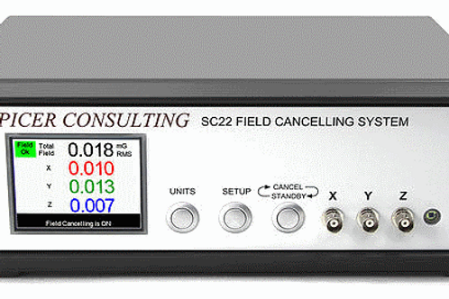 Spicer Consulting SC22 Field Cancellation Control Unit