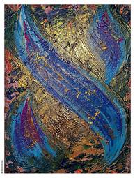 Oeuvre de l'artiste peintre Liz Azria