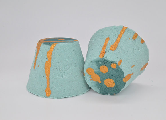 Goat's Milk Bath Bomb - Sandalwood