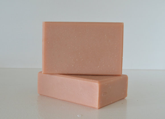 Face Bar: Gentle Rose Clay - 10 Bars