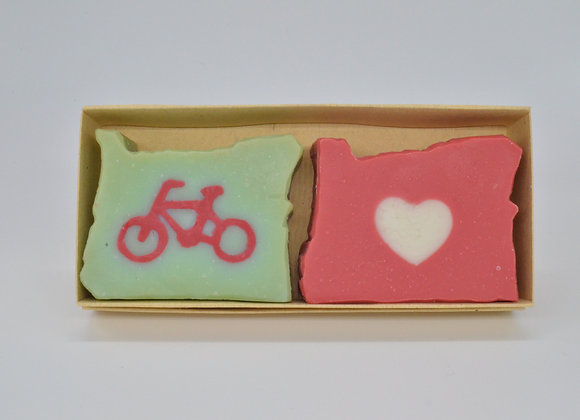 """""""Cycle Oregon"""" two-pack"""