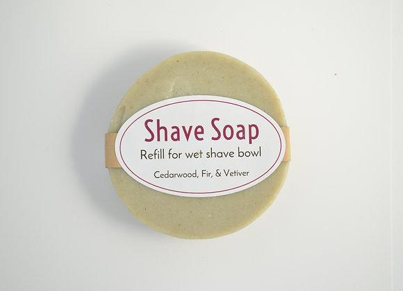 Shave Soap Refill