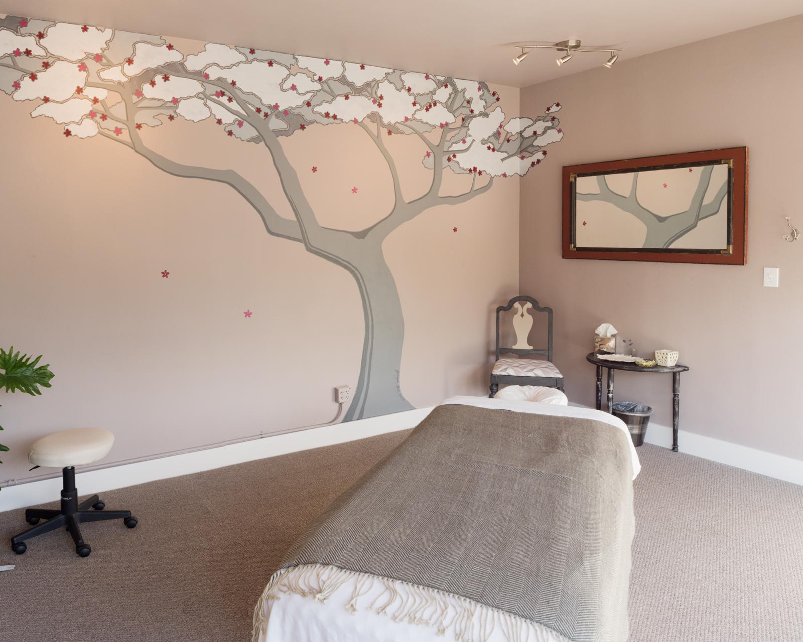 Large treatment room