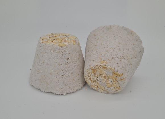 Classic Skin Loving Oatmeal Bath Bomb